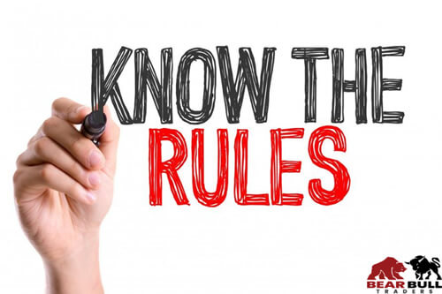 General Day Trading Rules